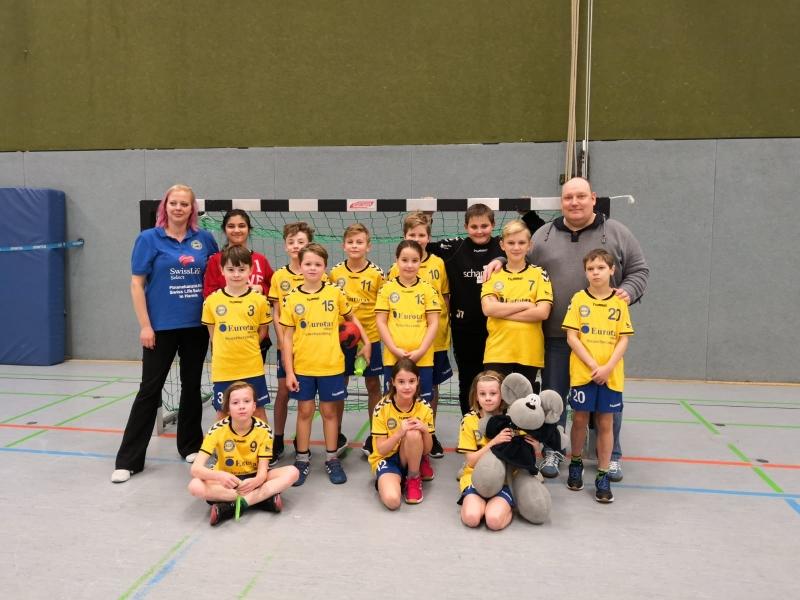 SCE Heessen E-Jugend-2018/2019